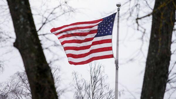 Флаг США - Sputnik Latvija