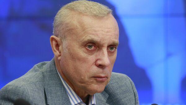 Президент ассоциации ветеранов подразделения Альфа Сергей Гончаров, архивное фото - Sputnik Латвия