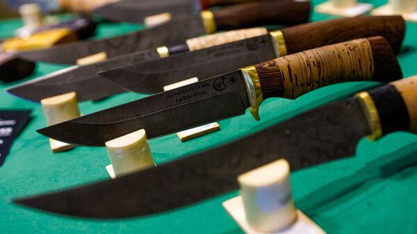 Выставка охотничьих и рыболовных принадлежностей и аксессуаров - Sputnik Латвия
