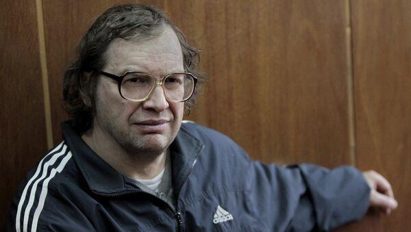 Основатель финансовой пирамиды МММ Сергей Мавроди - Sputnik Латвия