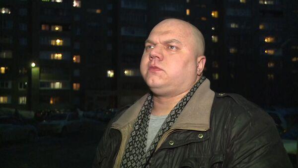 Комментарий очевидца, спасшегося из пожара в ТЦ Зимняя вишня - Sputnik Латвия