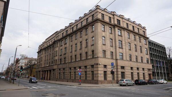 Министерство обороны Латвии - Sputnik Латвия