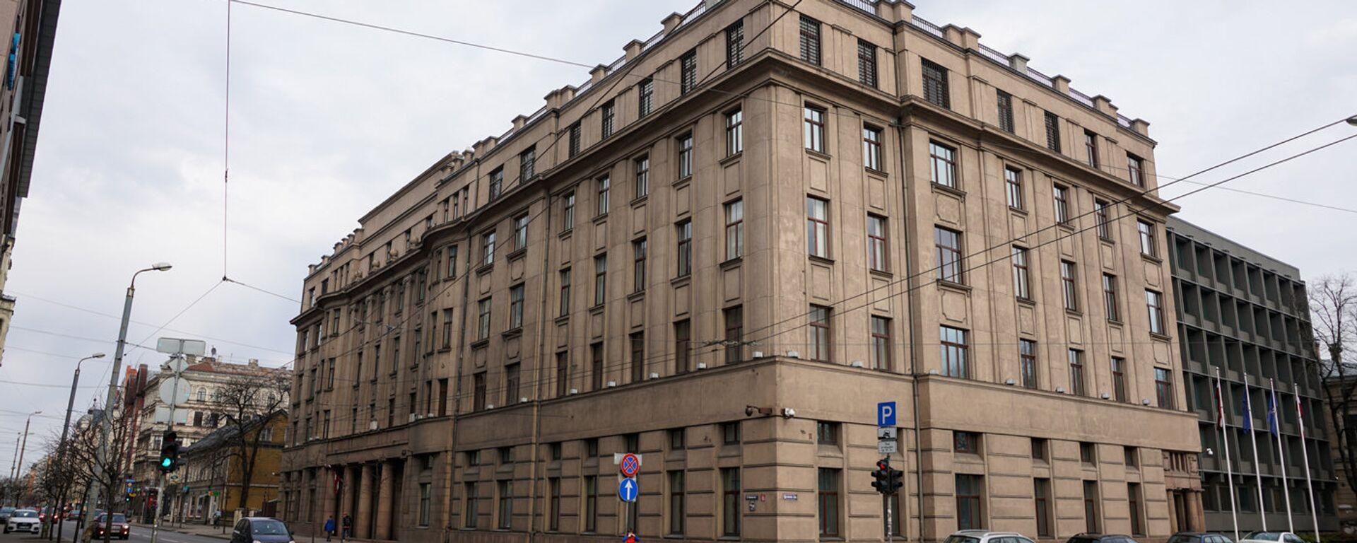 Министерство обороны Латвии - Sputnik Латвия, 1920, 14.04.2021