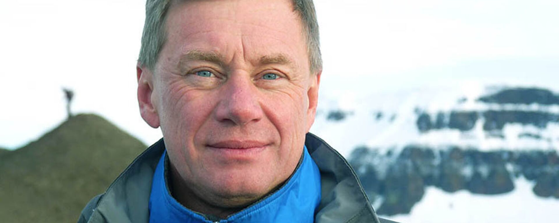 Директор программы Климат и энергетика WWF России Алексей Кокорин - Sputnik Латвия, 1920, 03.06.2018