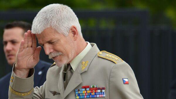 Председатель военного комитета НАТО Петр Павел - Sputnik Latvija