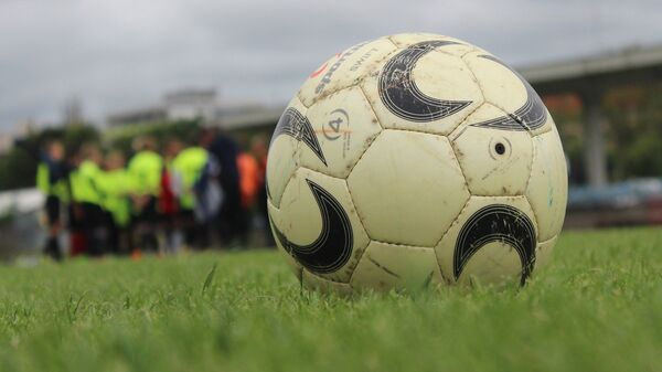 Футбольный мяч - Sputnik Латвия