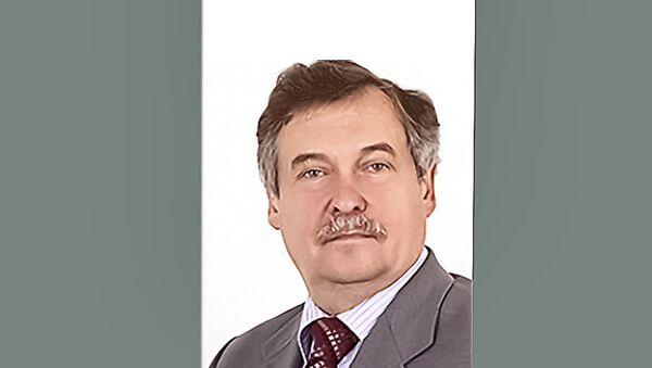 Кандидат философских наук  Игорь Александрович Загарин - Sputnik Латвия