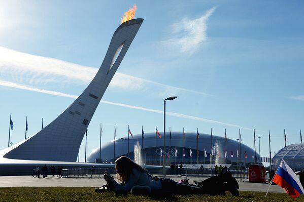 Олимпийский парк Сочи - Sputnik Латвия