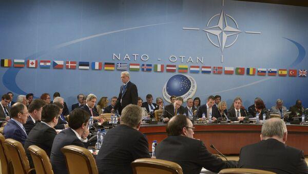 Заседание Совета Россия - НАТО в Брюсселе - Sputnik Латвия