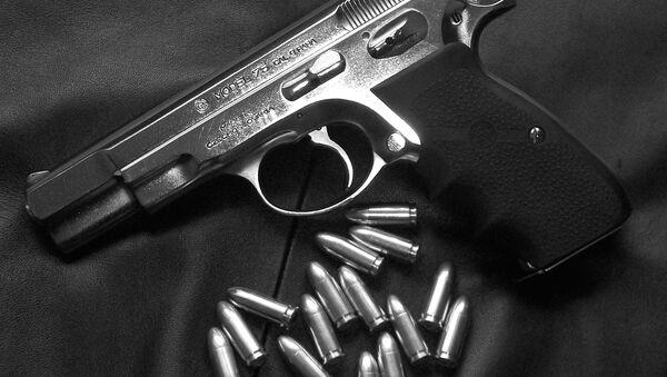 Огнестрельное оружие - Sputnik Латвия