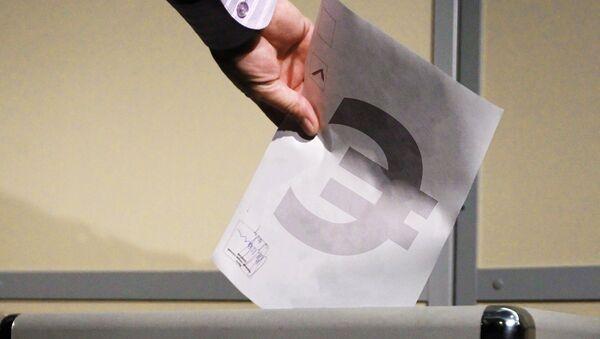 Покупка голосов - Sputnik Латвия