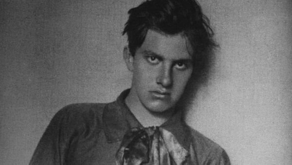 Русский советский поэт Владимир Владимирович Маяковский - Sputnik Латвия