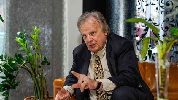 Французский писатель Дмитрий де Кошко - Sputnik Латвия