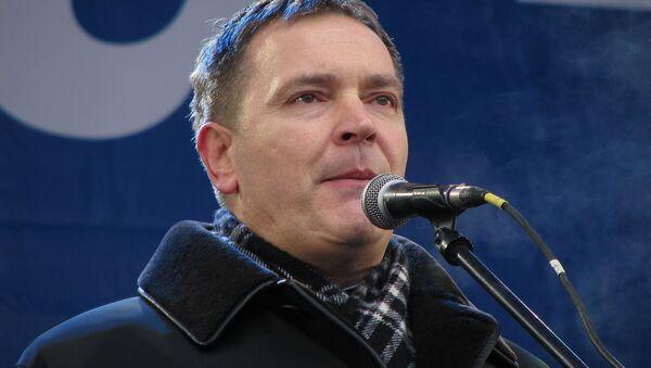 Председатель президиума Международного совета российских соотечественников Вадим Колесниченко - Sputnik Латвия