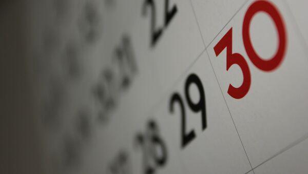 Календарь - Sputnik Латвия