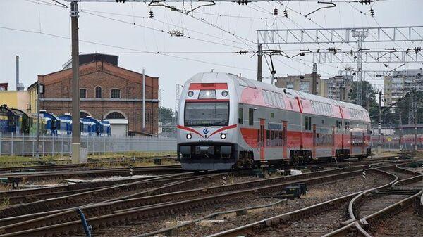 Литовская железная дорога - Sputnik Латвия