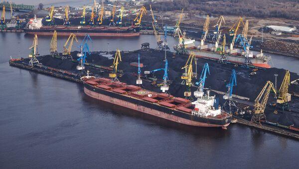 Рижский свободный порт - Sputnik Latvija