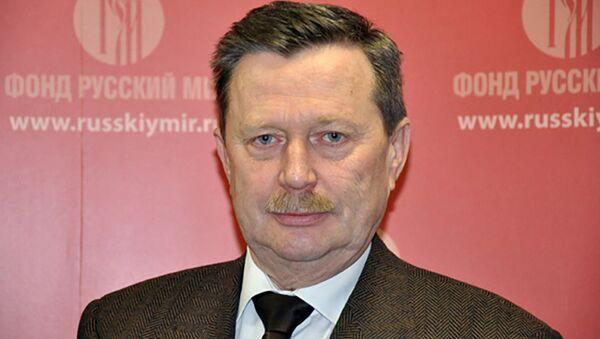 Исполнительный директор Фонда Русский мир Владимир Вячеславович Кочин - Sputnik Латвия