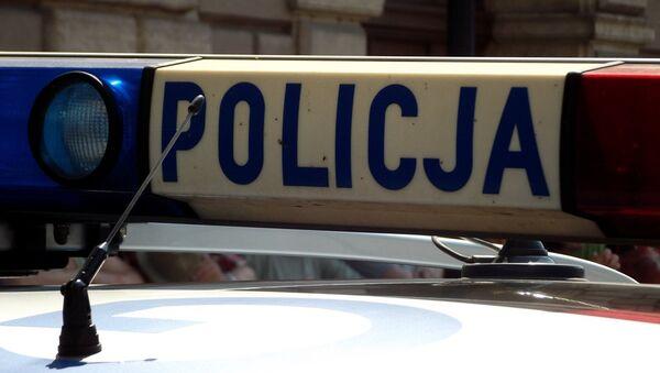 Полиция Польши - Sputnik Латвия