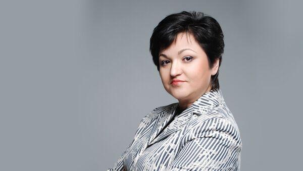 Татьяна Еремина - член правления BaltMarketConsult - Sputnik Латвия