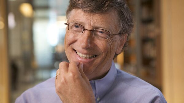 Билл Гейтс - Sputnik Latvija
