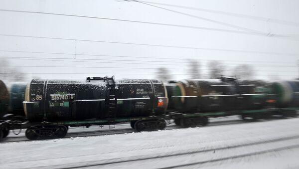 Товарный поезд - Sputnik Латвия