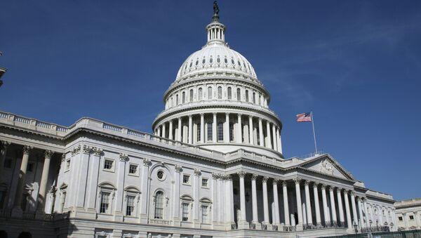 Vašingtonas Kapitolijs - Sputnik Latvija