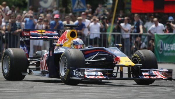 Фестиваль автомобильного спорта Формула Сочи - Sputnik Латвия
