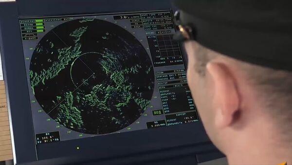 Учение по борьбе с подводными диверсантами в Североморске - Sputnik Латвия