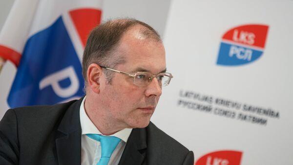 Eiropas Parlamenta deputāts Andrejs Mamikins - Sputnik Latvija
