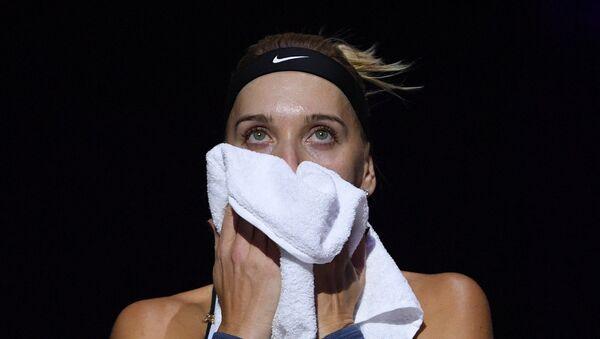 Теннисистка Елена Веснина (Россия) - Sputnik Латвия