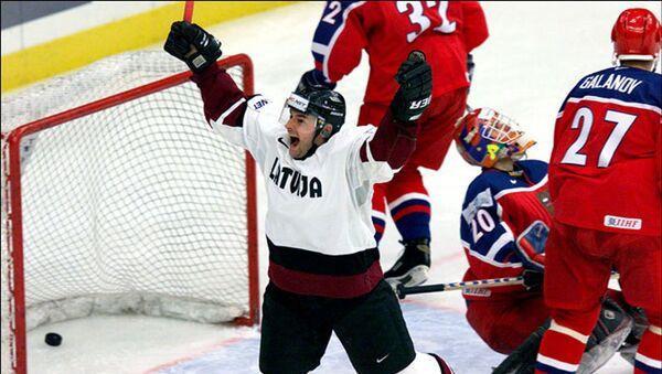 Чемпионат мира по хоккею в Санкт-Петербурге - Sputnik Латвия