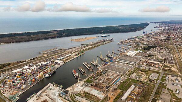 Клайпедский морской порт - Sputnik Latvija