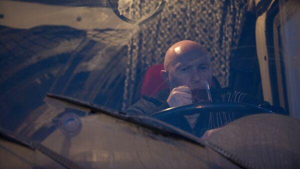 Водитель грузовика - Sputnik Латвия