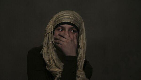 Портрет мусульманки - Sputnik Латвия
