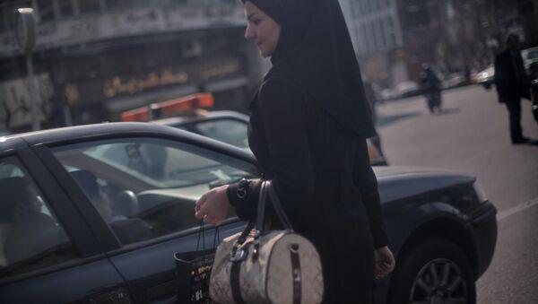 Девушка мусульманка - Sputnik Латвия