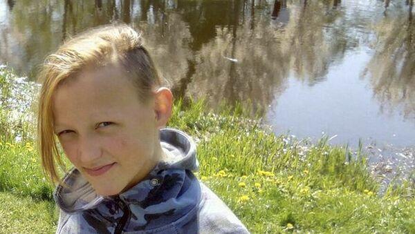 Пропавший 12-летний подросток Алексис Кокоревич - Sputnik Латвия