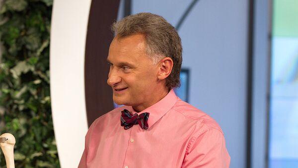 Мансур Гилязетдинов - Sputnik Латвия