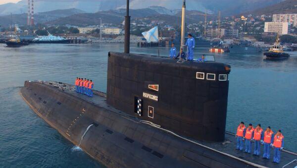 Черноморский флот - форпост России в южных морях - Sputnik Латвия