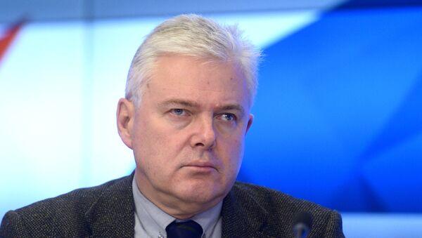 Профессор финансового университета департамента мировой экономики Котляров Николай - Sputnik Латвия
