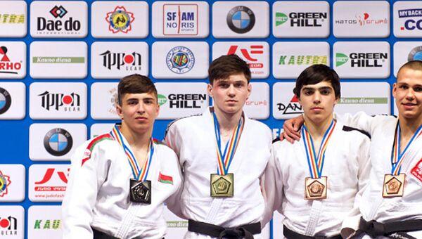 Победители Кубка Европы по дзюдо среди юниоров в Каунасе - Sputnik Латвия