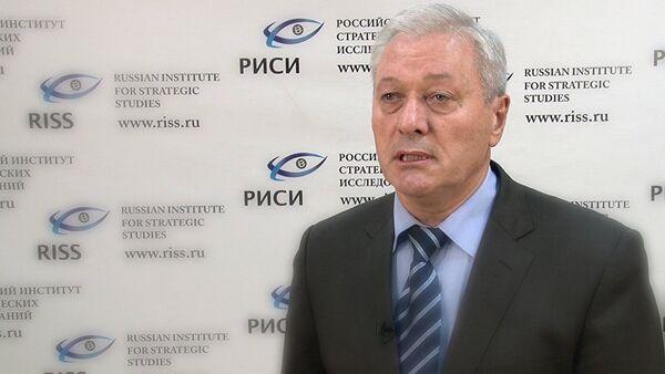 Эксперт РИСИ Григорий Тищенко - Sputnik Латвия