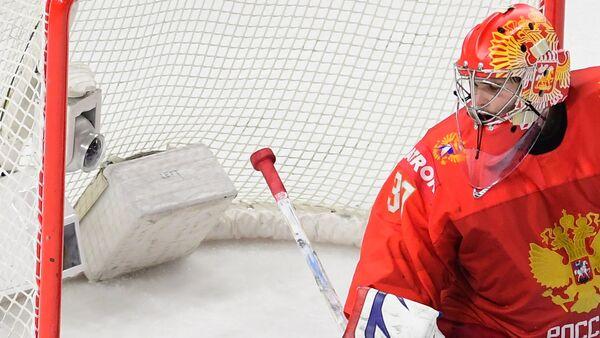 Хоккей. Чемпионат мира. Матч Россия - Канада - Sputnik Латвия