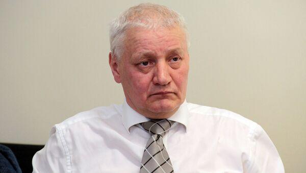Представитель Конфедерации работодателей Петерис Лейшкалнс - Sputnik Латвия
