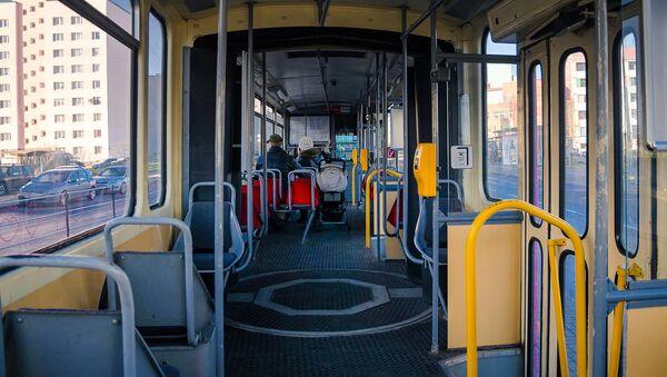 Трамвай в Лиепае - Sputnik Латвия
