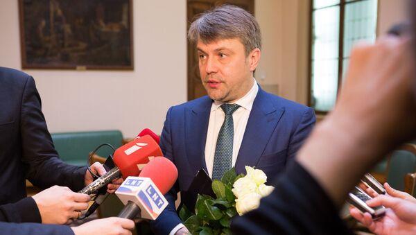 Юрис Янсонс вновь утвержден на посту омбудсмена - Sputnik Латвия
