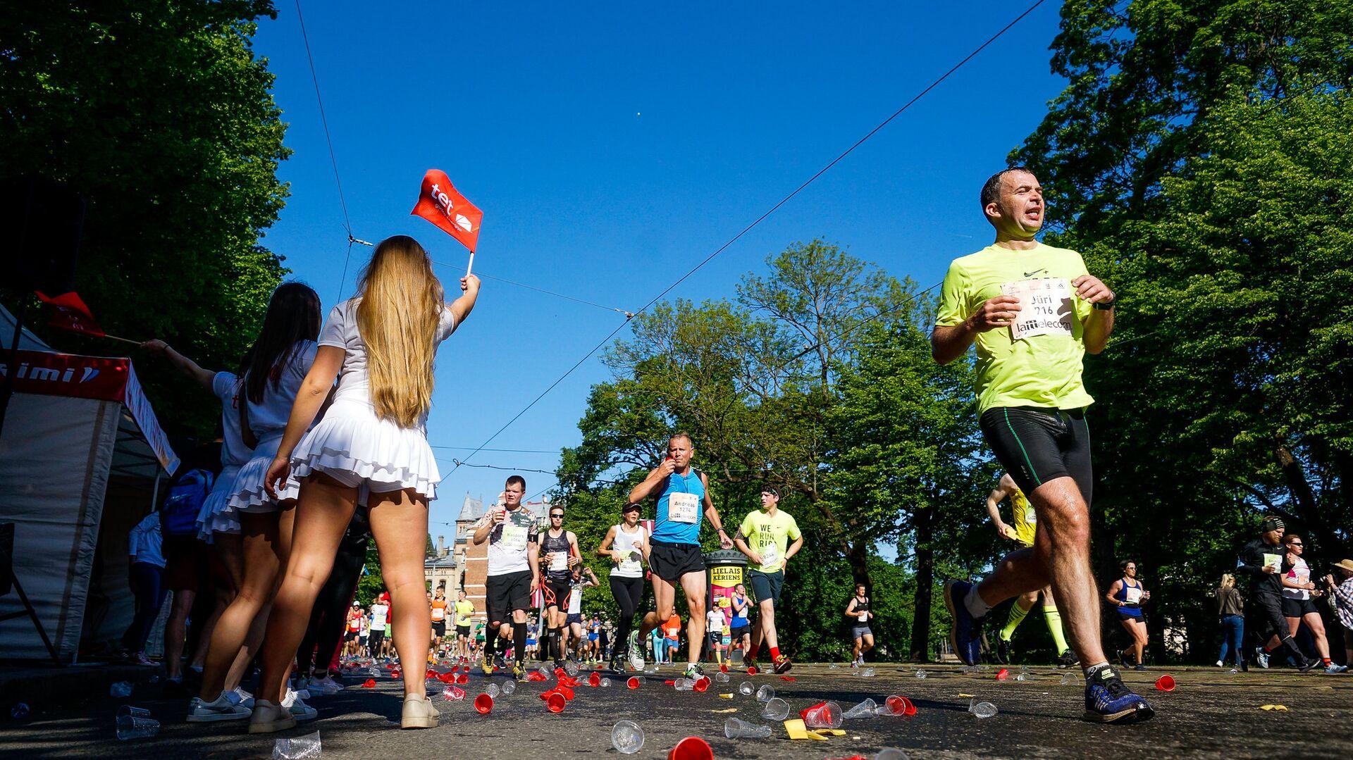 Рижский марафон - Sputnik Latvija, 1920, 30.07.2021