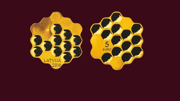 Kolekcijas Medus monēta - Sputnik Latvija