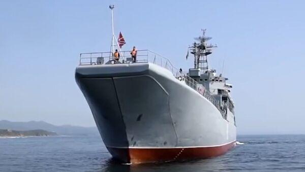 Klusā okeāna flote - Sputnik Latvija