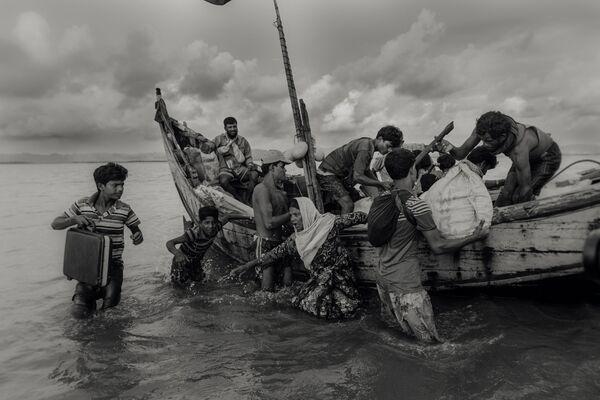 Andreja Steņina starptautiskā fotokonkursa finālisti - Sputnik Latvija